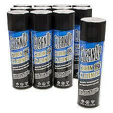 Maxima Racing Oils Clean-Up Chain Cleaner - 15.5 oz Can - Qty (12) - 75920