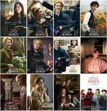 Little Women Movie 2019 Mirror Surface Postcard Promo Card Poster Card KUSJ