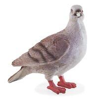 Grey Dove Bird Garden Ornaments