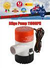 SEAFLO 12V 24V 1100GPH (70L/min) Submersible Bilge Pump 28.5mm Outlet photo