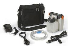 DeVilbiss Vacu-Aide Compact Portable Suction Aspirator Machine 7310PR-D, NEW