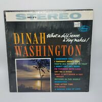 DINAH WASHINGTON What A Diff'rence A Day Makes MERCURY JAZZ NM IN SHRINK