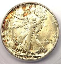 1944-S Walking Liberty Half Dollar 50C Coin - Certified ICG MS65 - $338 Value!