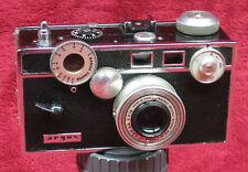 """Argus C3 """"The Brick"""" _ Cintar 1:3,5 50m _ Kultige US-Kamera in Top-Zustand"""