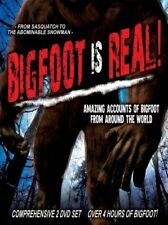 Bigfoot Is Real!: From Sasquatch to the Abominable Snowman [New Dvd] Full Fram
