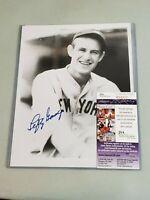 Lefty Gomez Signed 8x10 Photo Yankees JSA COA Authentic Autograph HOF Best Pic
