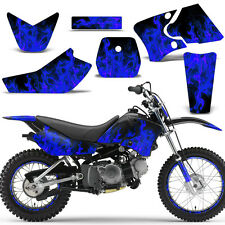 Graphic Kit for Yamaha TTR90 E TTR 90 Dirt Bike Stickers MX Decals 00-07 ICE BLU