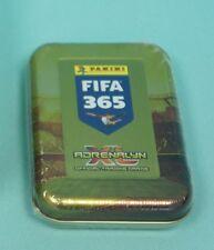 Panini Adrenalyn XL FIFA 365 Mini Tin Box inkl.  Limited Edition Trading Cards