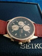 OROLOGIO SEIKO -  7T 32 -CHRONO-ALARM!!!VINTAGE WATCH COLLECTION!!!