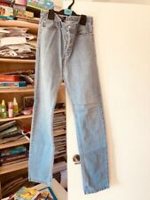 APC Light Blue Slim Fit Jeans W30 L34