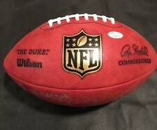 Ray Lewis * Ravens* Signed & Inscribed  Official NFL Duke Football JSA ITP