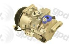 Global Parts Distributors 6512768 New Compressor And Clutch