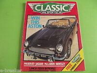 magazine de voitures de sport et classique Octobre 1982 #C1