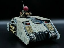 Warhammer 40k Space Wolves Land Raider Crusader Converted #4 Painted