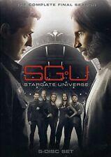 Stargate Universe: The Complete Final Seas (2011, REGION 1 DVD New) Final Season
