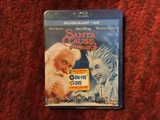 Disney : Santa Clause 3 - The Escape Clause : 2 - Disc Blu-ray / DvD Set