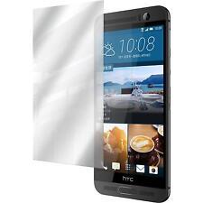 2 x HTC One M9 Plus Film de Protection Miroir Protecteurs Écran