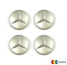 Nuevo genuino cubierta del centro de rueda de aleación Mercedes Benz Caps 4PCS Set A1074000025