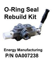O-Ring Kit Hydraulic Valve Log Splitter Huskee Countyline SpeeCo Energy 0A007238
