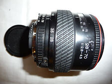 Camera lens for NIKON DSLR f1:2.8-4.5 28-70mm TOKINA AF  . J40