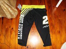 New With Tags Matt Kenseth #20 Womens Light warm up Pants Sheetmetal Large