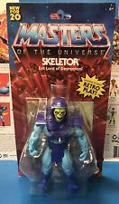 Masters of the Universe Skeletor Origins Retro Play Mattel Set MOTU NEW