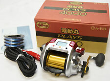 Shimano Dendou-maru 4000 PLAYS With PE Line #8(80lb)-300m Electric Reel