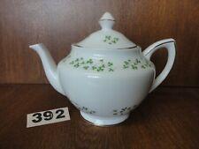 More details for royal tara shamrock 1.25 pint teapot