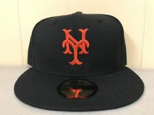 Brand New New Era 7 1/8 New York Mets Fitted Hat