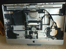 """Apple 27"""" iMac A1312 Mid 2011 Aluminum Shell Chassis with stand."""