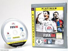 FIFA 08 / 2008  OVP  ~Playstation 3 Spiel~.