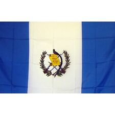 Guatemala Country flag Banner Sign 3' x 5 Foot Polyester With Grommets