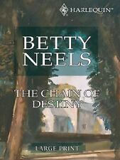 The Chain of Destiny (Betty Neels Large Print Collection)