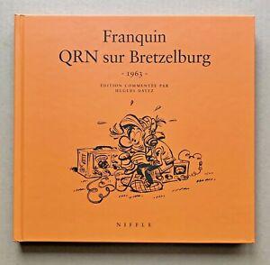 BD SPIROU & FANTASIO QRN sur BRETZELBURG / Franquin