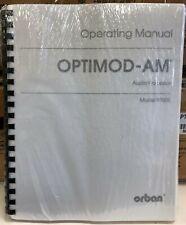 Optimod AM Manual 9100B