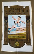 'LONDON OLYMPIC GAMES 2012' The Great Stadium MUSEUM COLLECTION Cotton TEA TOWEL