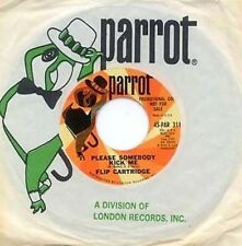 SUNSHINE POP - FLIP CARTRIDGE - PLEASE SOMEBODY KICK ME - PARROT 45 - PROMO