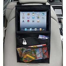 Baby Car Seat Back Hanging Organizer Storage Holder Bag Portable For iPadBDAU
