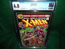 X-Men #98 CGC 6.0 Jack Kirby & Stan Lee cameo Sentinels appearance