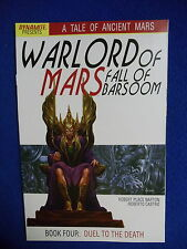 ~~ WARLORDS OF MARS ~ FALL OF BARSOOM BOOK IV ~ DUEL TO THE DEATH ~ 2011~~