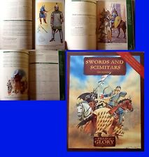 SWORDS AND SCIMITARS - The Crusades -  Wargaming Rules  (Osprey Publishing)