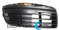 05-10 VOLKSWAGEN VW JETTA  RH PASSENGER SIDE FOG LIGHT COVER GRILLE W/ CHROME
