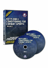 Kettlebell conditioning for combat sports DVD - Volume II by Guy Noble at RKPS