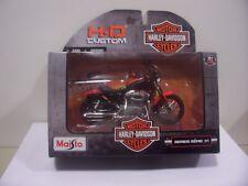 Maisto 1/18 Scale 2007 XL 1200N Nightster Harley Davidson Motorcycle