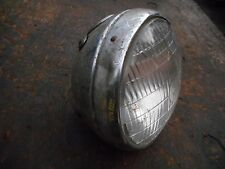 TRIUMPH HEADLIGHT LUCAS SS700P OIF T120 T140 BONNEVILLE TIGER 650 750 BSA NORTON
