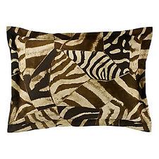 ralph lauren victoria falls zebra 1piece king sham