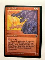 HEART WOLF Magic The Gathering Homelands MTG HP RESERVED LIST