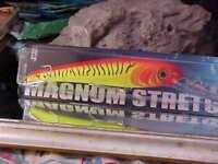 BigFish Cast//Trolling Lure T15-03 Cabo Sunset MANN/'S Texturé Stretch 15
