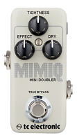 New TC Electronic Mimiq Mini Doubler Guitar Effects Pedal