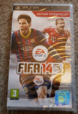 Sony PSP Game Fifa 14 Edition Essentielle French Version French Only New Sealed
